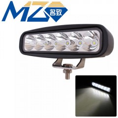 MZ-D 18W 1530LM White Light 6000K 6 Cree XB-D LEDs