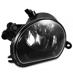 Front Bumper Fog Lamp Grille Halogen Light Fogligh BLACK RIGHT
