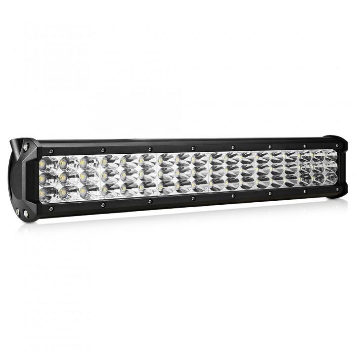 10 - 30V 162W LED Light Bar Flood Spot Combo Work  BLACK FLOOD LIGHT