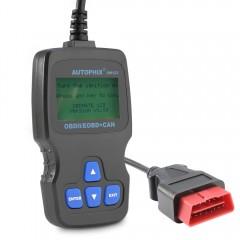AUTOPHIX OBDMATE OM123 OBD Code Scanner OBD II  /  BLACK