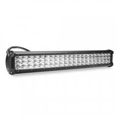 10 - 30V 216W LED Light Bar Flood Spot Combo Work  BLACK SPOT LIGHT