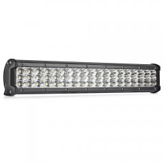 10 - 30V 162W LED Light Bar Flood Spot Combo Work  BLACK FLOOD LIGHT