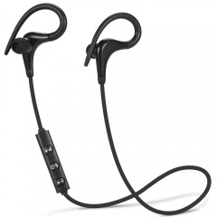 AX - 01 Wireless Bluetooth Sports Earbuds with On- BLACK
