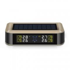 Solar TPMS Tire Pressure Monitoring System Interna BLACK