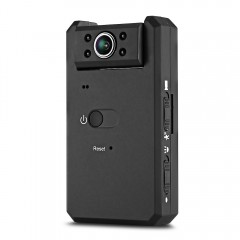 1080P HD Mini Wireless Hidden Portable Camera Vide BLACK