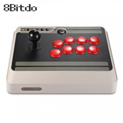 8Bitdo N30 Customizable Bluetooth Arcade Stick wit GRAY