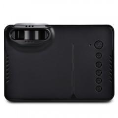 RD - 814 1080P Portable LED Mini Projector Multime BLACK US PLUG