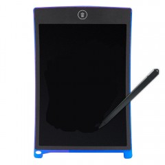8.5 Inches LCD Digital Writing Tablet Portable Ele BLUE