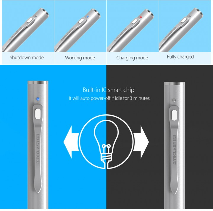 TL - T10S Original Teclast X5 Pro / Tbook 10S / Tbook 16 Power / Tbook 16 Pro Active Stylus Pen