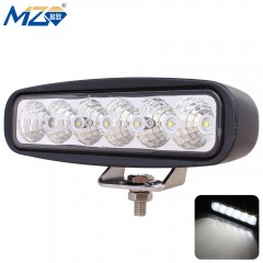 MZ-D-18W-Flood LED Floodlight 60 Degrees Work Ligh BLACK