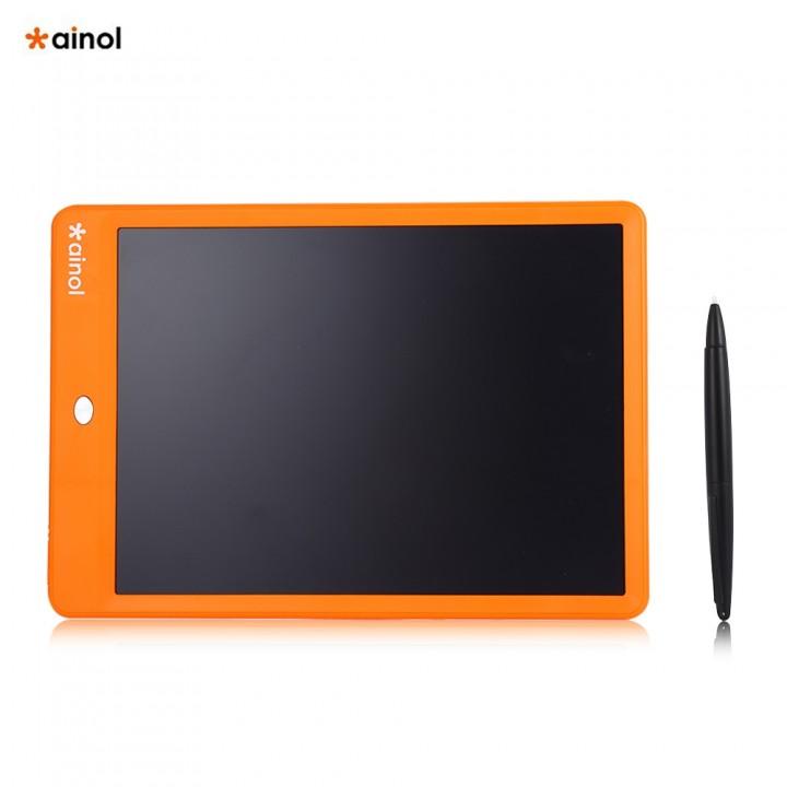 ainol 10 inch LCD Writing Tablet Drawing Board ORANGE