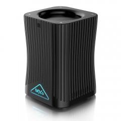 MXQ HF10 Amlogic S905X Quad-core Digital TV Box BLACK UK PLUG