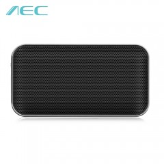 AEC BT - 207 Mini Bluetooth Speaker Portable Playe BLACK