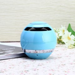Magic Ball Wireless Bluetooth Speakers with Subwoo BLUE