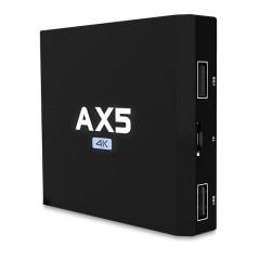 AX5 S905X 4K HD Set Top Max 1GB / 8GB Quad Core 2. BLACK EU PLUG + 1GB RAM + 8GB ROM