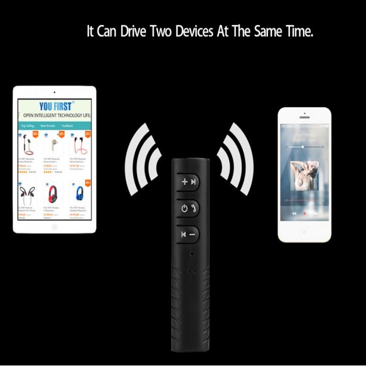 Bluetooth Receiver 3.5 mm Audio Car AUX Bluetooth Adaptor