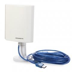 LeGuang LG - N100 150Mbps USB WiFi Wireless Adapte WHITE