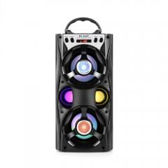 MS - 261BT Bluetooth Speaker Portable Wireless Pla BLACK