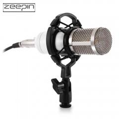 ZEEPIN BM - 800 Audio Sound Recording Condenser Mi WHITE