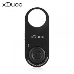xDuoo XQ - 23 Hi-Res Headphone Amplifier for PC Sm BLACK