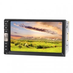 C500 7.0 inch Player for Car JET BLACK