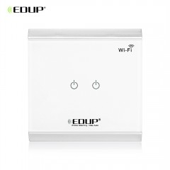 EDUP EP - 3713 Wireless WiFi Remote Enabled Light  WHITE