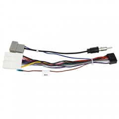 Car Cable Harness GPS for Nissan  WHITE
