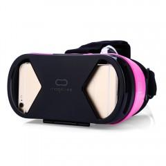 MAGICSEE G1 Virtual Reality 3D Glasses Case 360 De PINK