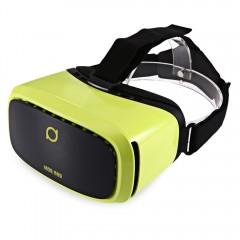Deepoon Kankan V2Y 3D VR Headset Movie Game Virtua GREEN