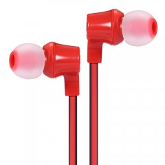 JBL T120A In-ear Surround Sound Wired Earphones wi RED