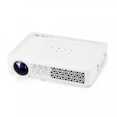 DLP - 800W Portable Projector 1280 x 800 Pixels 30 WHITE US PLUG