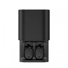 QCY T1 Pro TWS Bluetooth Earphones Touch Control W BLACK