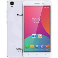 Bluboo Maya Android 6.0 5.5 inch HD Screen 3G Phab WHITE