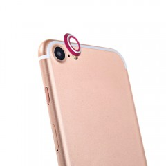 Metal Lens Protector Camera Protection for iPhone  ROSE MADDER