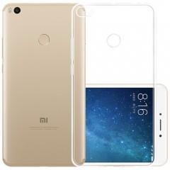 Slim Soft TPU Transparent Cover Case for Xiaomi Mi TRANSPARENT