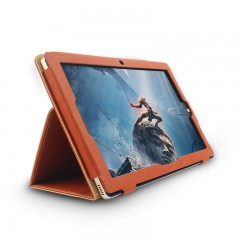 Original Teclast P10 Protective Case Foldable Stan BROWN