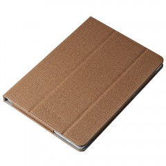 OCUBE PU Anti-shock Folding Tablet Case for 10.1 i COPPER