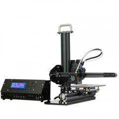 Tronxy X1 Desktop 3D Printer Support SD Card Off-l GUN METAL UK PLUG