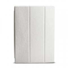 Protective PU Leather Case for 10.1 Inch Teclast P WHITE