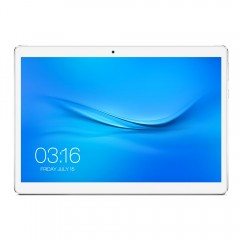 Teclast A10S Tablet PC 10.1 inch Android 7.0 MTK81 WHITE EU PLUG