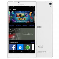 ALLDOCUBE WP10 6.98 inch 4G Phablet Windows 10 Mob SILVER WHITE