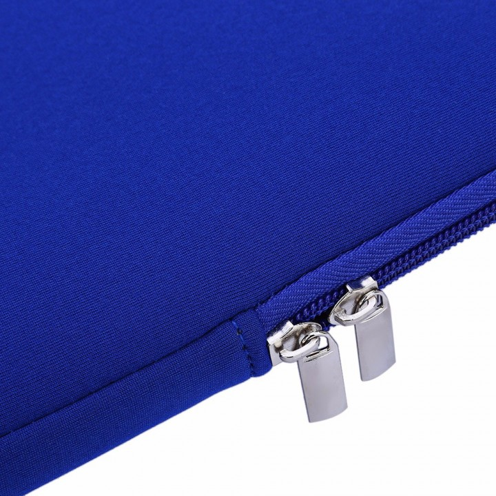 Korean Style Portable Zipper Soft Sleeve Laptop Bag Case for MacBook Air Pro Retina