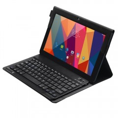 OCUBE PU Leather Bluetooth Keyboard Case for Cube  BLACK
