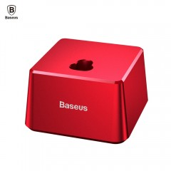 Baseus Quadrate Desktop Bracket 5V / 2A Aluminum A RED