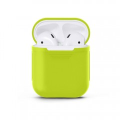 for AirPods Bluetooth Headset Charging Box Shell A GREEN