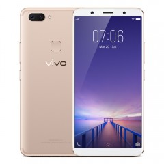 Vivo X20 4G Phablet 6.01 inch Android 7.1.1 Qualco GOLDEN
