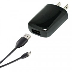 For HTC New Original OEM USB Sync Data Cable Charg BLACK