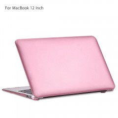 HOCO Ultra Thin PC Hard Shell for MacBook 12 Inch ROSE GOLD