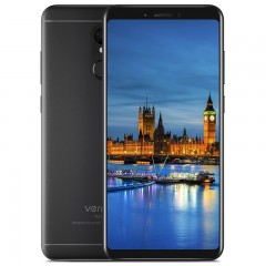 Vernee M6 4G Phablet 5.7 inch Android 7.0 MTK6750  BLACK