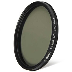DEBO 58mm Diameter Camera CPL Filter for Photograp